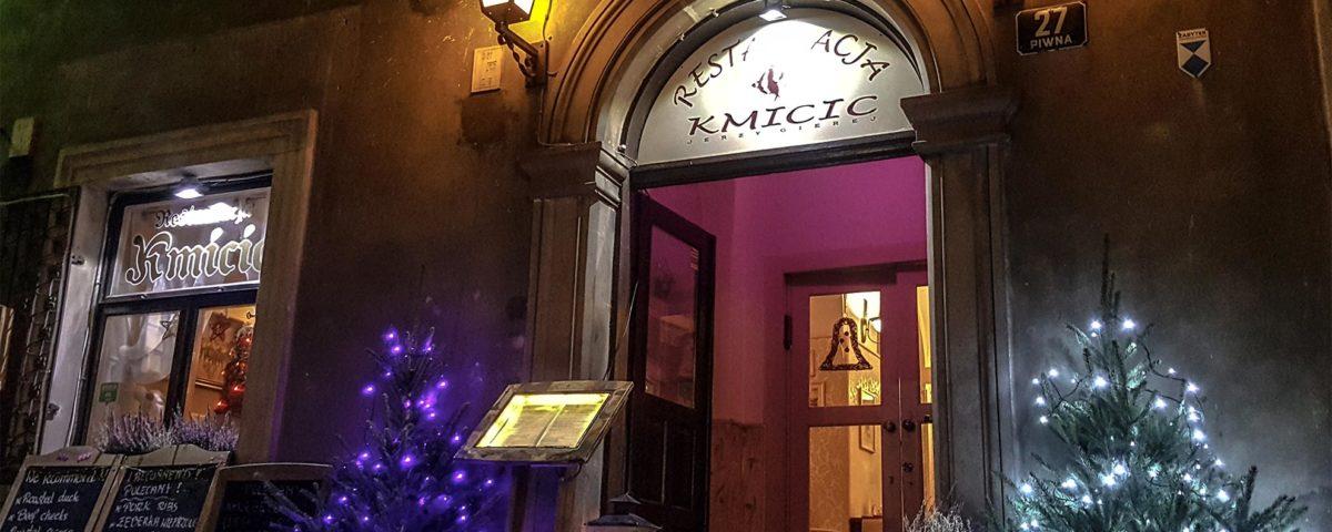 Specjalna Oferta świąteczna Restauracja Polska Kmicic