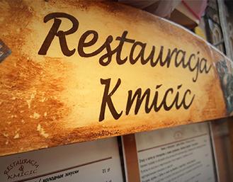 Kmicic - najlepsza restauracja w warszawie